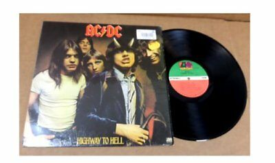 Orig AC/DC Highway To Hell USA Vinyl LP In Shrink Near Mint No Reserve