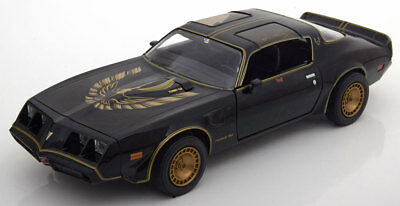 1:24 Greenlight Pontiac Trans Am Smokey and the Bandit II 1980