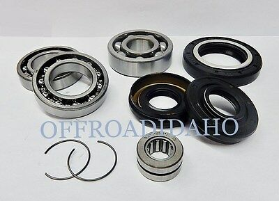 Front Differential Bearing & Seal Kit Honda Fourtrax Trx300Fw 1988-2000 4X4 4Wd