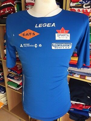Trikot IL Sparta Sarpsborg (M) Legea Norwegen Norway Shirt Warriors