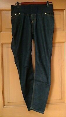 oh! mamma maternity skinny jeans size small