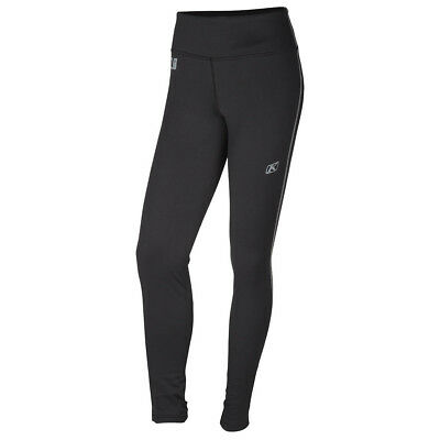 Klim Solstice Base Layer Pant 2.0 Black Womens All Sizes