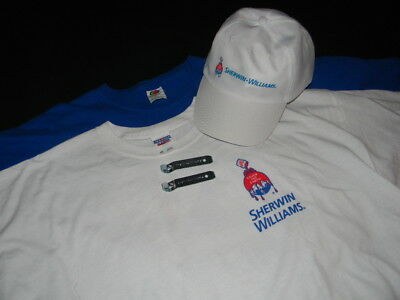 Sherwin Williams T-Shirts & Hat