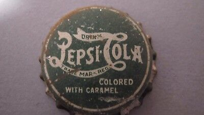 1920 Pepsi Cola Bottle Cap