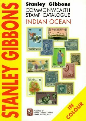 SG Stanley Gibbons Indian Ocean Commonwealth Stamp Catalogue Soft Cover
