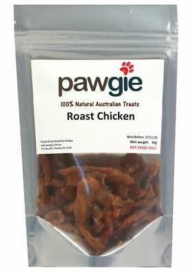 Pawgie Roast Chicken Cat Treats Pet Supplies