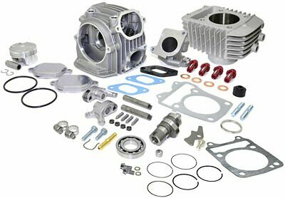 Koso 170cc Big Bore Kit with 4V Cylinder Head - Honda Grom