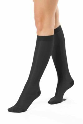 Befit24 Oedema Medical Mild Compression  Stockings Size 4 Nero (BeFit 483) Women