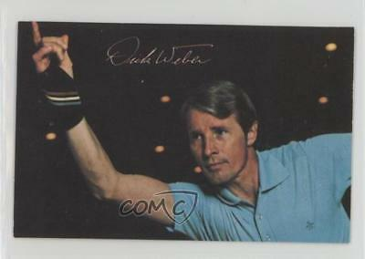 1973 PBA Bowling #DIWE Dick Weber Card