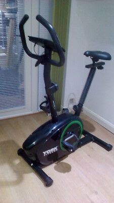 york 110 exercise bike. york fitness active 110 exercise cycle bike very good condition