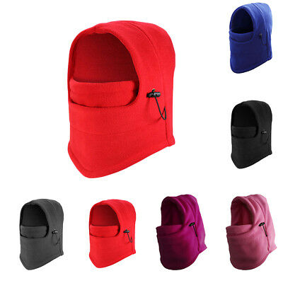 New Winter Fleece Warm Balaclava Motorcycle Ski Windproof Face Mask Hat for Kids