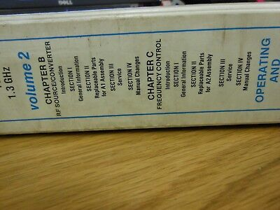 HP/Agilent 8505A Network Analyzer Operation and Service Manual Vol 2 Loc: 272