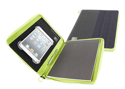 portadocumenti NAVA PASSENGER porta tablet BLACK/GREEN COD. 6911