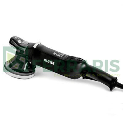 Random orbital polisher RUPES BIGFOOT LHR15 MARK II 230 V detail warranty 1 year