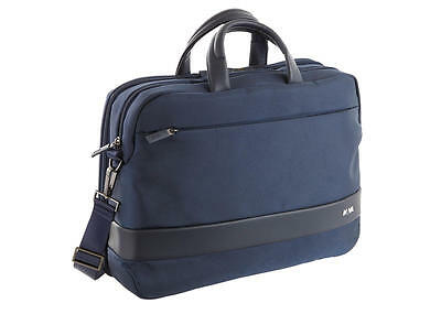 Borsa Cartella Doppi Manici Nava Easy Plus Large Night Blue Cod. 2078