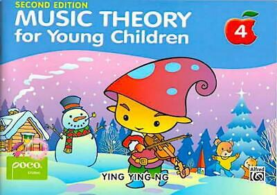 Music Theory for Young Children, Book 4 2nd Ed, Ng, Ying Ying 9671250432