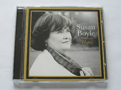 Susan Boyle - Hope (CD Album) Used Very Good
