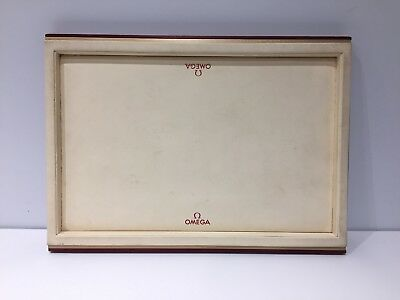 Used - OMEGA Tray Bandeja Display Exposant Expositor - For Watches Relojes