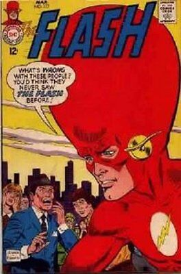 Flash (Vol 1) # 177 (FN+) (Fne Plus+) DC Comics ORIG US