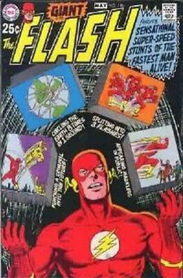Flash (Vol 1) # 196 (FN+) (Fne Plus+) DC Comics ORIG US
