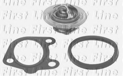 Coolant Thermostat FTK058 First Line Genuine Top Quality Replacement New