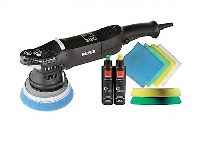 Random orbital polisher RUPES BIGFOOT LHR 15 MARK II STN detail warranty 1 year
