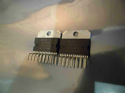 2 x TDA7293V Audio Power Amp IC 120V 100W STMicroelectronics New