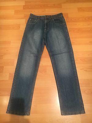 Boys Jeans Size 11-12 Years from George