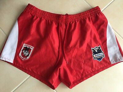 Rugby League Shorts St. George Illawarra Dragons (XL) ISC NRL Australia Jersey