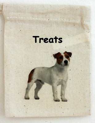Dog Treat Bag, Jack Russell