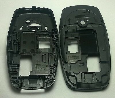 BRAND NEW NOKIA 6620 Black Middle Housing Chasis Back