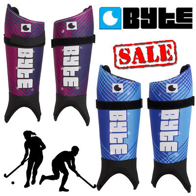 New Byte Sports MX Shin Liners Blue Small Clearance