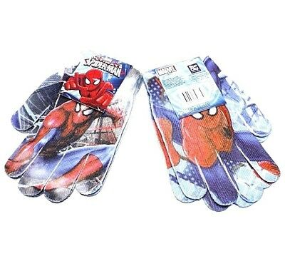 Guanti Spiderman Bimbo Bambino Originale Idea Regalo