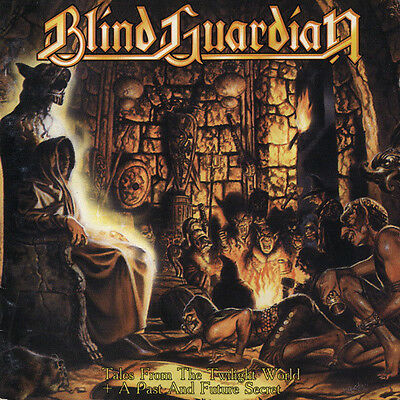 Blind Guardian – Tales From The Twilight World + A Past And Future Secret CD!
