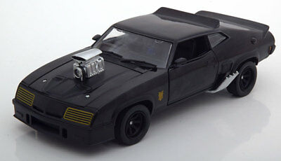 1:24 Greenlight Ford Falcon XB from the movie Mad Max 1973 black