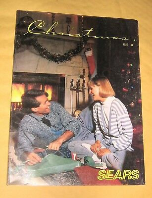 Vintage Wish List Sears 1987,Christmas Catalog,Complete,Games,Toy, Sports,Book