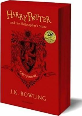 Harry Potter and the Philosopher's Stone - 2017 Gryffindor Ed.  by J. K. Rowling