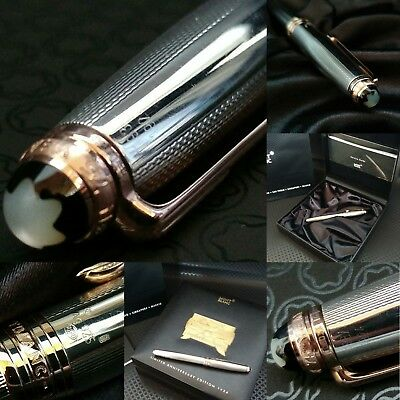 MONTBLANC *MST* 1924 LIMITED ANNIVERSARY EDITION SOLITAIRE  *** beschädigt!