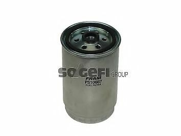 fuel filter fits kia sorento mk1 2 5d 2002 on d4cb fram top quality  replacement