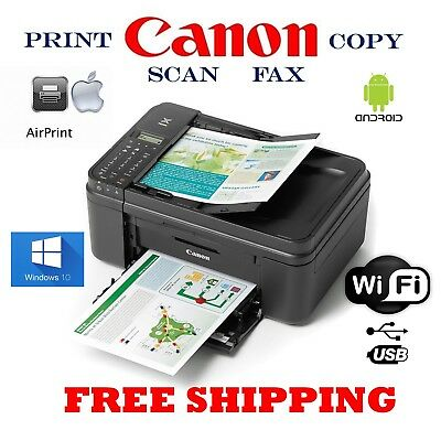 Canon PIXMA MX492 Wireless All-in-One Printer/Copier/Scanner/Fax