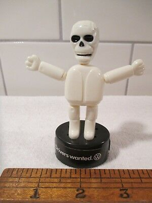 Volkswagen Automobile Push Up Puppet Halloween Monster Ghost Advertising Toy