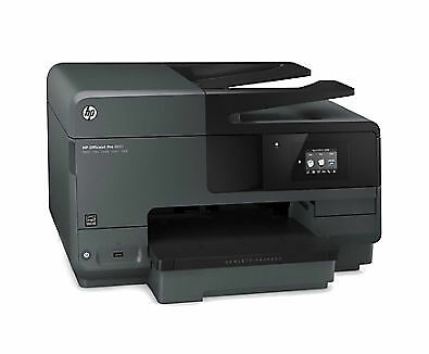 Three HP Officejet Pro 8610 Wireless Color Printer All-In-One A7F64A#B1H bundle