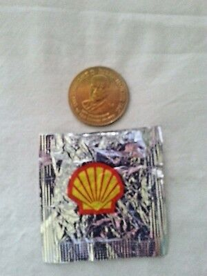 Shell Oil Presidential Game Coin 1992 Dwight D. Eisenhower W/ Package