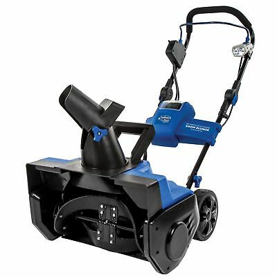 Snow Joe iON PRO Series 21-Inch Cordless Single Stage Brushless Snow Blower