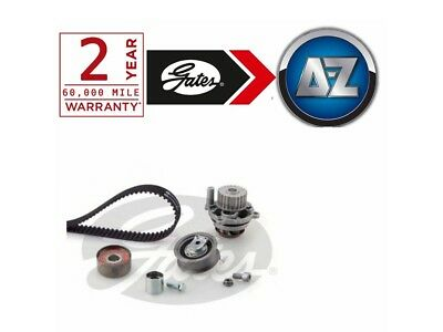 6x For VW Golf MK5 2.0 FSI 150HP -08 Timing Cam Belt Kit And Water Pump