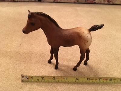 Vintage Breyer Colt Appaloosa Sandy Bay with White Spotted Traditional