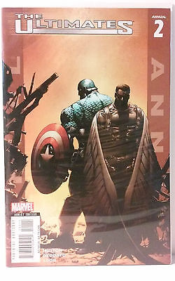 The Ultimates Annual #2 (Marvel, 2006) NM