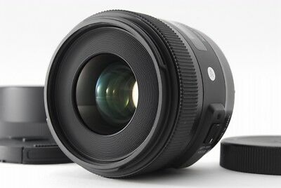 【 Mint in Box 】SIGMA 30mm F1.4 DC HSM Lens for Canon From Japan #62