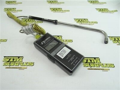 Omega Digital Thermometer Model Hh-25Kc Type K Thermocouple -85°C To 1100°C