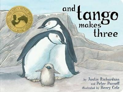 And Tango Makes Three by Justin Richardson 9781481446952 (Board book, 2015)